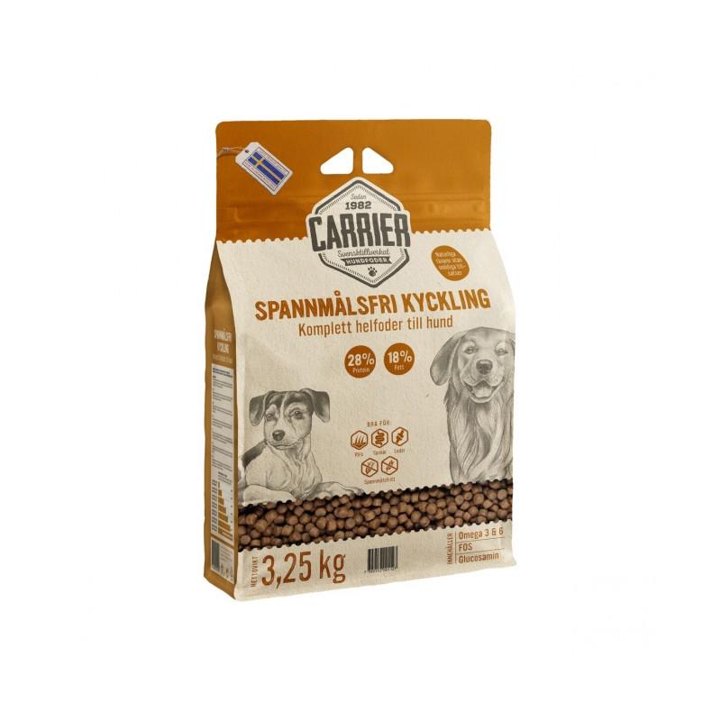 Carrier Spannmålsfri Kyckling