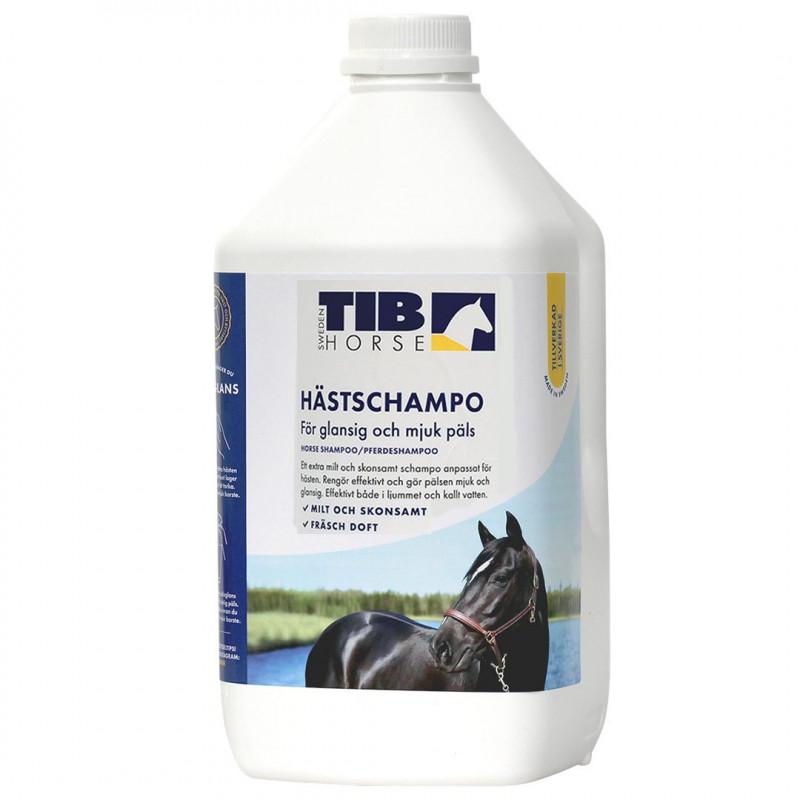 TIB Hästschampo - 2,5 Liter