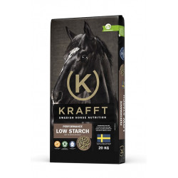 Krafft Performance Low Starch, Pellets, 20 kg