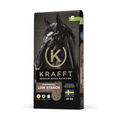 Krafft Performance Low Starch, Pellets, 20 kg