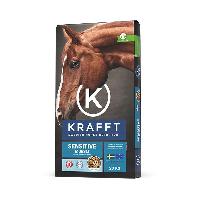 KRAFFT Musli Sensitive 20 kg