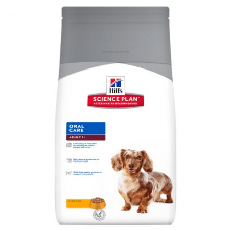 Hills Oral Care Chicken 2kg