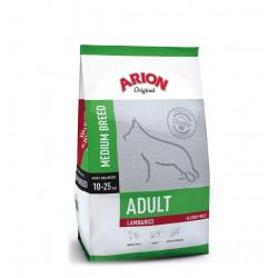 Arion Adult Medium Lamb&Rice 3kg