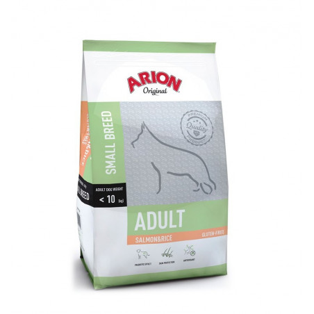 Arion Adult Small Salmon&Rice 3kg