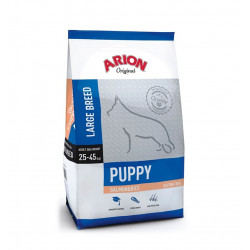 Arion Puppy Large Salmon&Rice 3kg