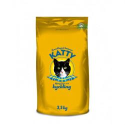Katty Nyttiga Bitar - Kyckling - 3,5kg