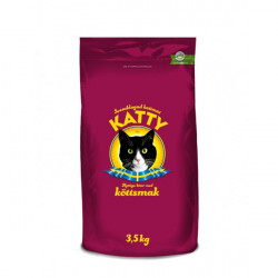 Katty Nyttiga Bitar - Kött - 3,5kg
