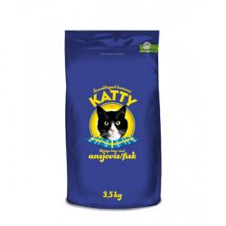 Katty Nyttiga Bitar - Ansjovis - 3,5kg