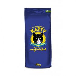 Katty Nyttiga Bitar - Ansjovis - 12kg