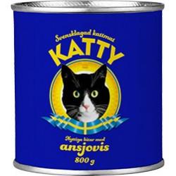 Katty - Ansjovis - 800g