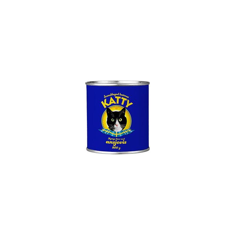 Katty Burkmat - Fisk 800 g