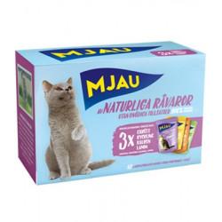Mjau, Multipack köttsmaker i gelé 12*85gr