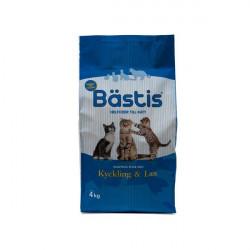 Bästis Katt Kyckling/Fisk 10kg