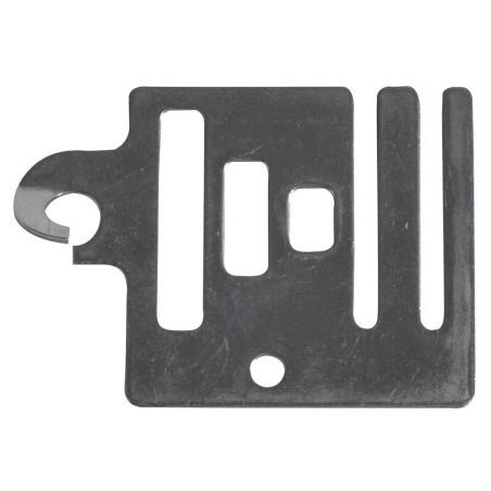 Anslutningsbleck för band 40 mm 5 st/frp