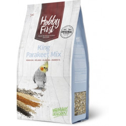 Hobby first king Parakeet mix 4kg