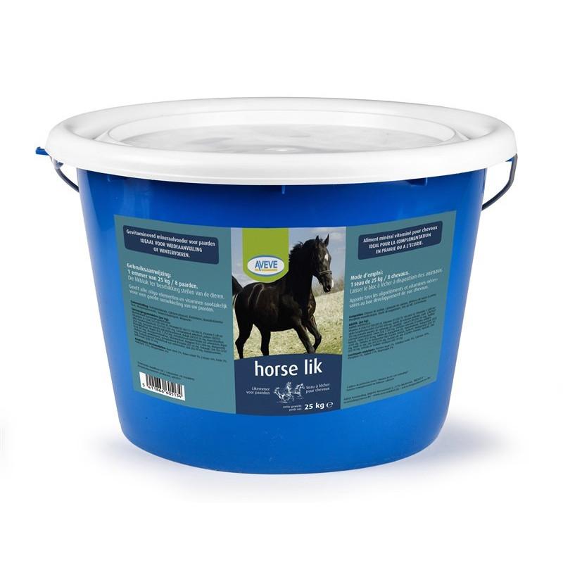AVEVE - Horse Lick Mineralbalja