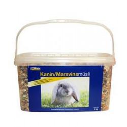 Kaninmüsli hink 3 kg