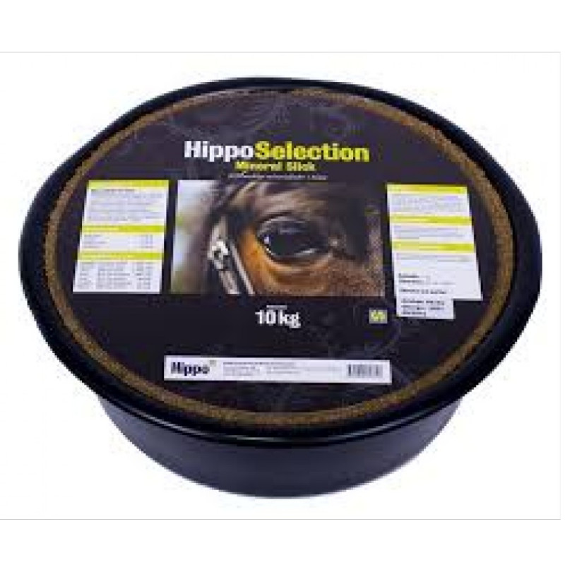 HippoSelection Mineral Slick 10kg