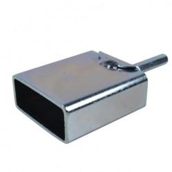 Isolatordragare metall