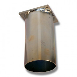 Nedslagningsrör rund 85 mm
