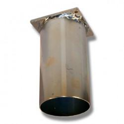 Nedslagningsrör rund 65 mm