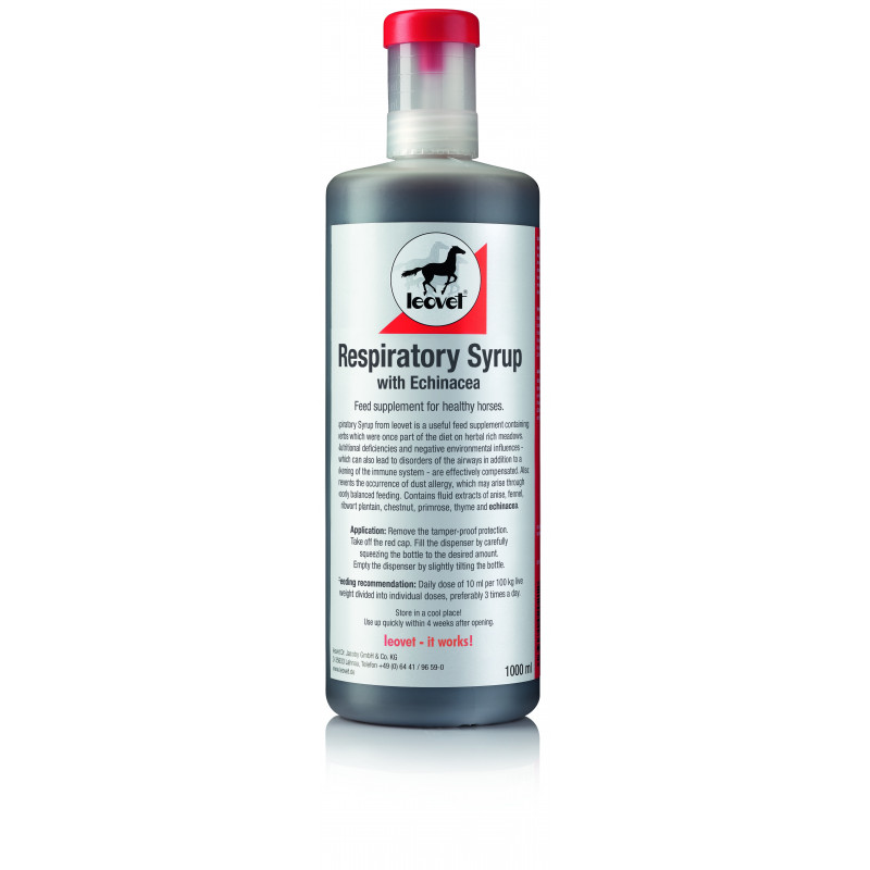 Respiratory Syrup Leovet